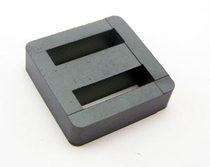 Ferrite E-Core Small with Lid E125-25-7-3C80