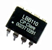 120mA 350V Solid State OptoMOS Relay LBB110