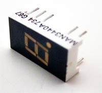 7 Segment Numeric Display MAN3440A