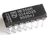 NE556N 556 Dual Precision Timer IC