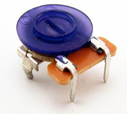 1K ohm Thumbwheel Potentiometer R1379621