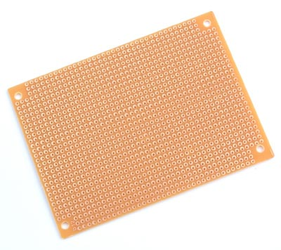 Solderable Perf-Board X-LARGE Copper Pad Circuit Board