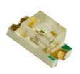 Orange Surface Mount LEDS 1206 AA1102W