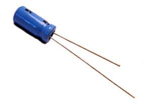 0.56uF .56uF 50V Radial Electrolytic Capacitor Richey