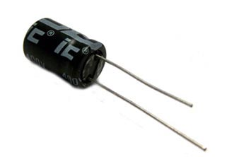 4.7uF 400V Radial Electrolytic Capacitor 475CKH400M