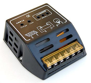 5A 5 Amp 12V Solar Power Battery Controller