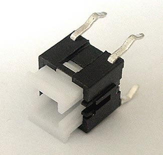 Tactile Momentary Switch 50mA TL1240N 6mm NO