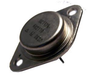 UC117K 1.2V-37V Bipolar Adjustable Voltage Regulator