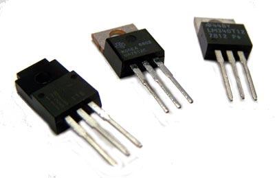 7812 1A 12V TO220 Voltage Regulator