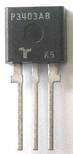 P3403AB P3403 AB Balanced Three-chip SIDACtor Device