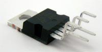 L200C Adjustable Voltage and Current Regulator