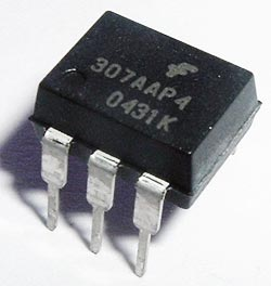 307AAP4 IC Fairchild Global Optoisolator