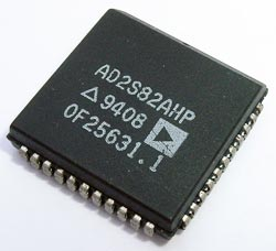 AD2S82AHP Socket Pull Resolver to Digital Converter IC Analog Devices