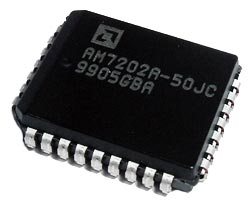 AM7202A-50JC FIFO 1024 x 9 Bit CMOS Memory IC AMD