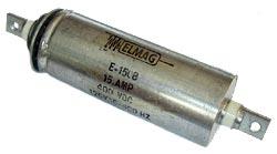 15A Amp 400VDC 125VAC  400Hz Elmag E-1508