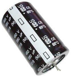 560uF 450V Radial Snap In Electrolytic Capacitor Panasonic EETUQ2W561D