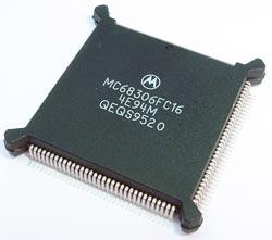 MC68306FC16 MC68306 FC16 132 Lead IC Motorola