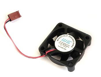 12V 0.6W Chipset Brushless Fan WAKEFIELD 94012XX