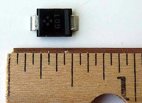 SMCG8.5A Suppressor Transient Voltage Suppressors