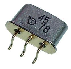 45MHz BPF Crystal Toyocom 45E1AZ9F