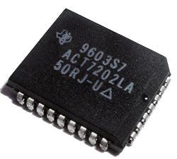 SN74ACT7202LA-50RJ-U 1024 x 9 Memory IC Texas Instruments®