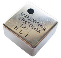 12.00000MHz Crystal Oscillator Nihon Dempa Kogyo ERA3009A