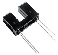 GP1S58VJ000F Photointerrupter Transmissive Phototransistor Sharp