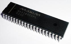 MAX180CCPL 8-Channel 12-Bit DAS IC Maxim