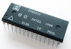 TP82510 Asynchronous Serial Controller IC