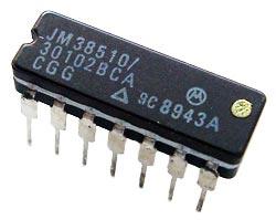 JM38510/30102BCA IC Motorola