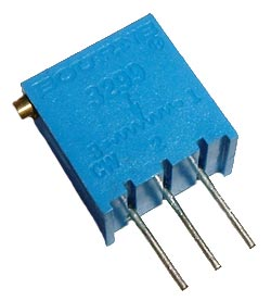 20K ohm Trimpot Variable Resistor Bourns 3299X-1-203
