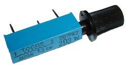 20K ohm Trimmer Pot Tocos RJC097PK2