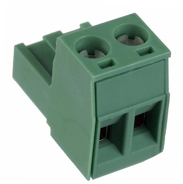 2 Position 24AWG 12A Terminal Block Connector Phoenix Contact 1757019