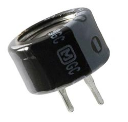 0.47uF .47uF 5.5V Memory Backup Capacitor Panasonic EECF5R5H474