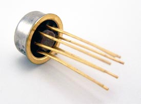 923HC Vintage Transistor Fairchild