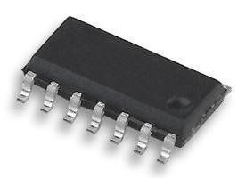 HA4314BCB 400MHz 4 x 1 Video Crosspoint Switch IC Harris