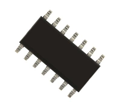 MC14066BDR2 Quad Bilateral Switch IC Motorola