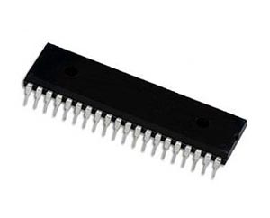 TMP8085AP 8 Bit Microprocessor IC Toshiba