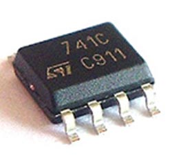 UA741CD UA 741CD Single Op Amp IC ST Microelectronics