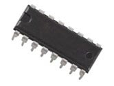 DG211BDJ Quad Analog Switch CMOS IC Siliconix