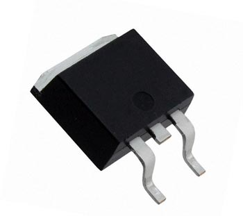 IRLR3103TR 55A 30V N Channel MosFET International Rectifier