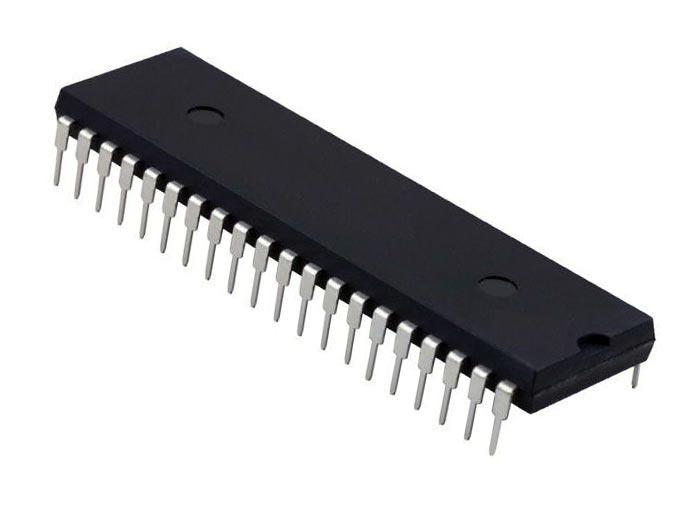 SAB8088-P 8-Bit Microprocessor IC Siemens