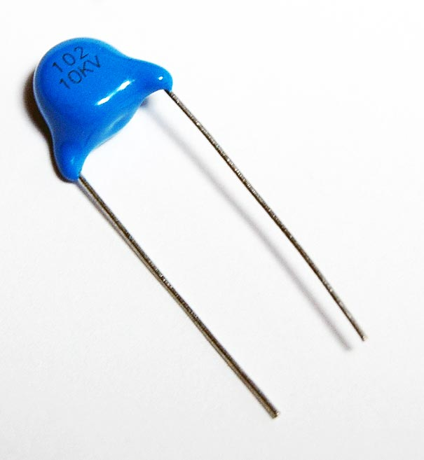 0.001uF .001uF 10000V 10KV Ceramic Disc Capacitor