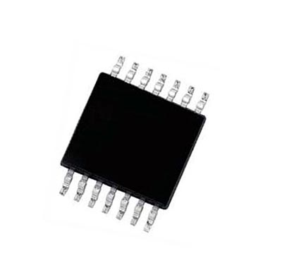 74LCX125MTCX Low Voltage Quad Buffer IC Fairchild