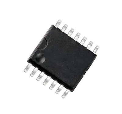 74LCX14MTCX SMD Logic Type Inverter IC
