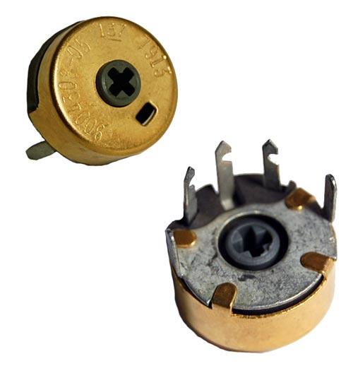10K ohm Potentiometer CTS 1377913