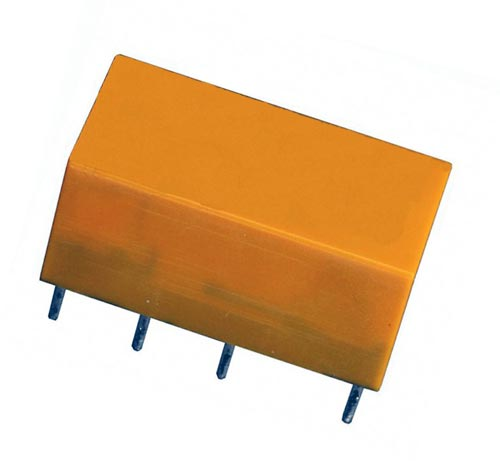 16.7mA 24V Miniature Relay Aromat DS Series DS2E-M-DC24V