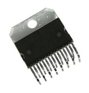 L298HN Dual Full Bridge Driver IC ST Microelectronics