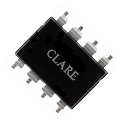 LAA120P Dual Pole OptoMOS Relay CP Clare