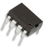 MAX1232CPA Microprocessor Monitor IC 8 Pin Dip
